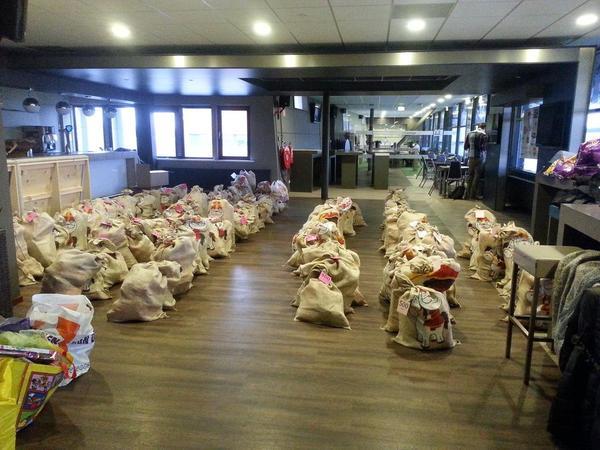 Sinterklaasactie 2014 (foto)