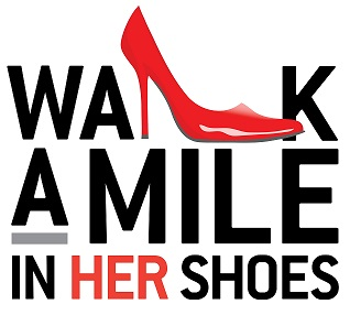 Walk a Mile in Her Shoes: Schrijf je nu in!