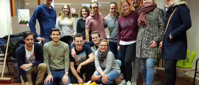 Sinterklaasfeest Rotaract weer groot succes!